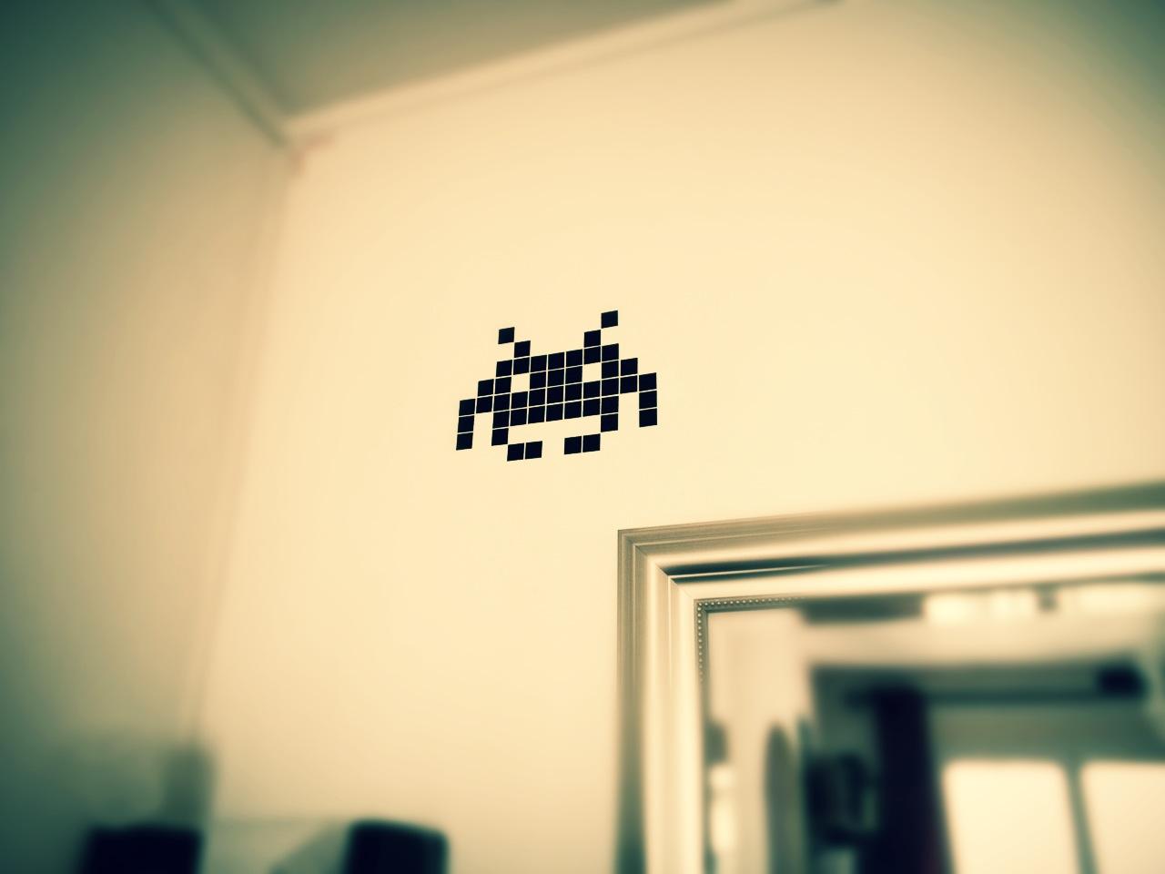 Sticker_SpaceInvader