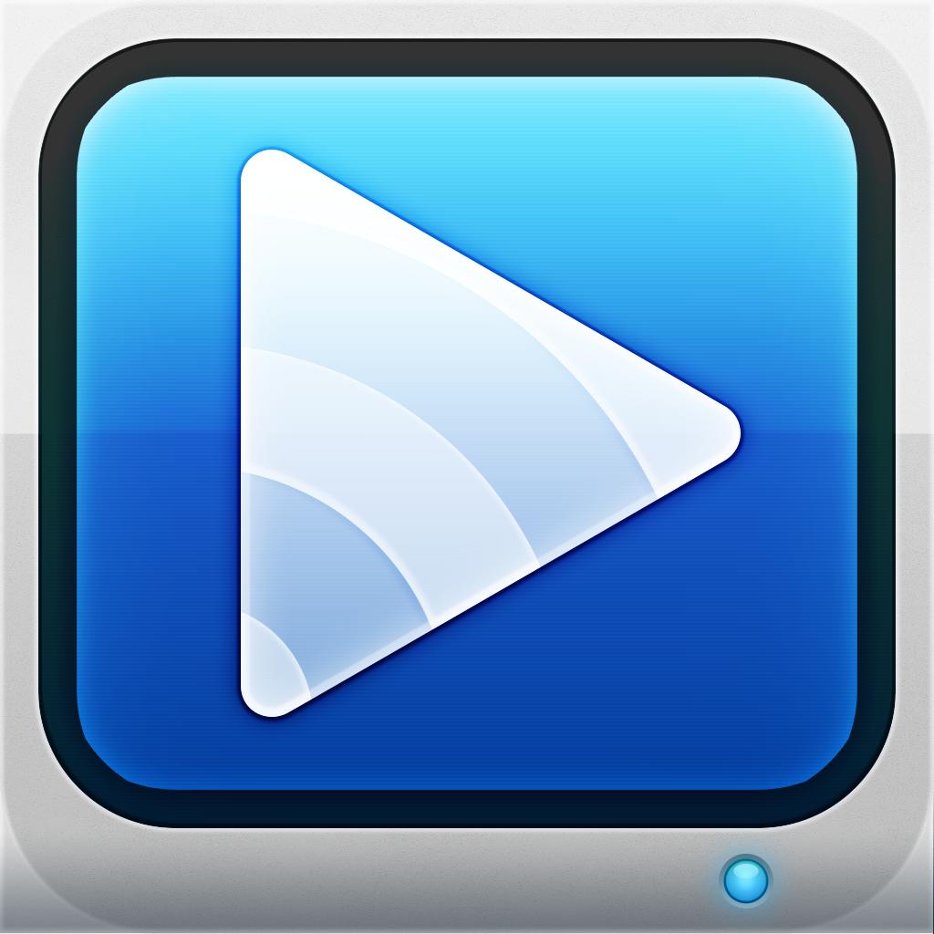 Air Video HD Icon