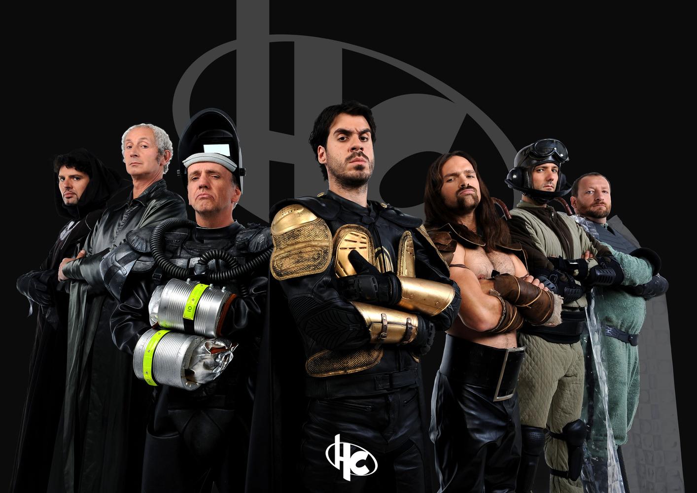 affiche de Hero Corp